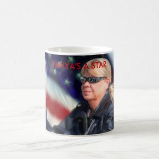 Star Spangled Happiness Coffee Mug