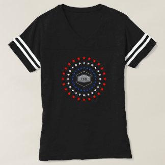 Star Spangled HNB T Shirts