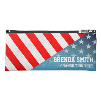 Star-Spangled Style Pencil Case