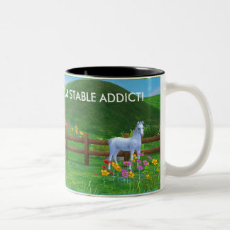 Star Stable Addict Coffee Mug