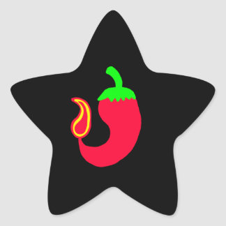 Star Sticker B Jalapeno