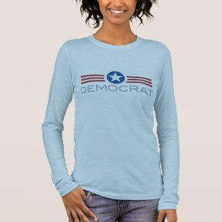Star Stripes Democrat T-shirt