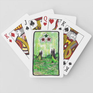 Star Swamp Playing Cards