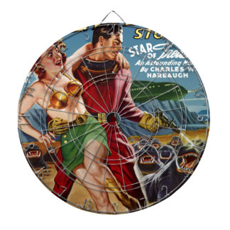 Star Treasure Dartboards