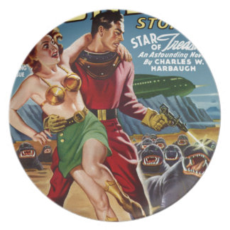 Star Treasure Plate