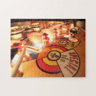 Star Trip Pinball Jigsaw Puzzle