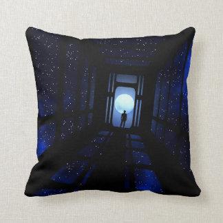 Star Tunnel III/Broken Sapphire, Pillow