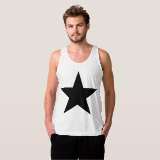 Star (+w) / Men's American Apparel Fine Jersey Tank Top
