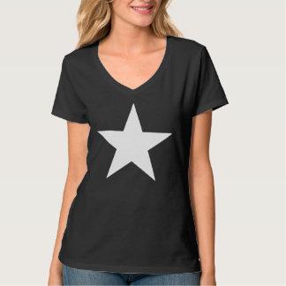 Star (+w) / Women's Hanes Nano V-Neck T-Shirt
