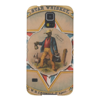 Star Whiskey Distilled and warranted pure Galaxy S5 Cases