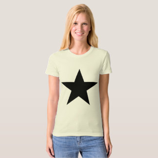 Star / Women's American Apparel Organic T-Shirt