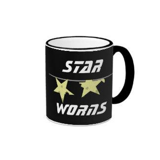 Star Worns Humor Ringer Mug