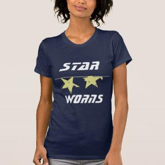 Star Worns Humor Tee Shirts