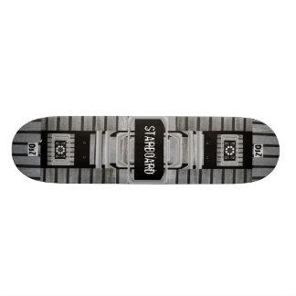 Starboard Customizable Text Skateboard