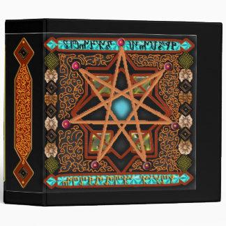 starbook vinyl binder
