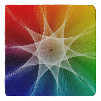 Starburst and Colorpicker Trivet