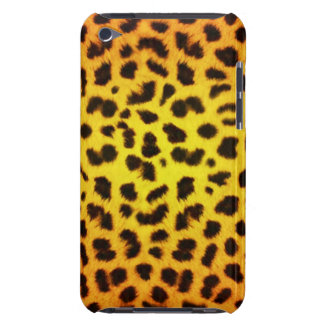 Starburst Animal Print Barely There iPod Case