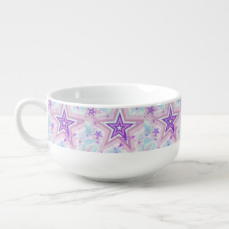 Starburst Dreams Soup Mug