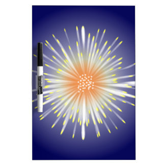 Starburst Dry Erase Board