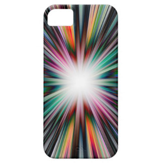 Starburst explosion pattern case for the iPhone 5