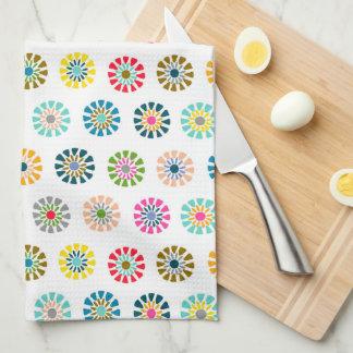 starburst kitchen towel