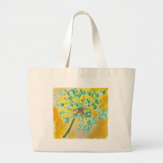 starburst large tote bag