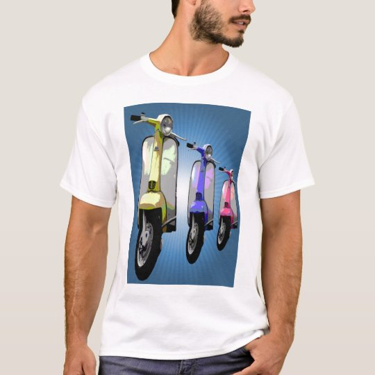 Starburst Scooters T-Shirt