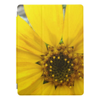 Starburst Sunflower iPad Pro Cover