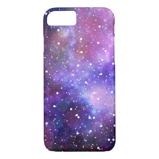 Stardust beautiful magical space art iPhone 7 case