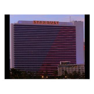 Stardust Las Vegas Postcards