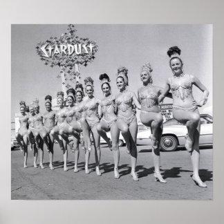 Stardust...Las Vegas Poster