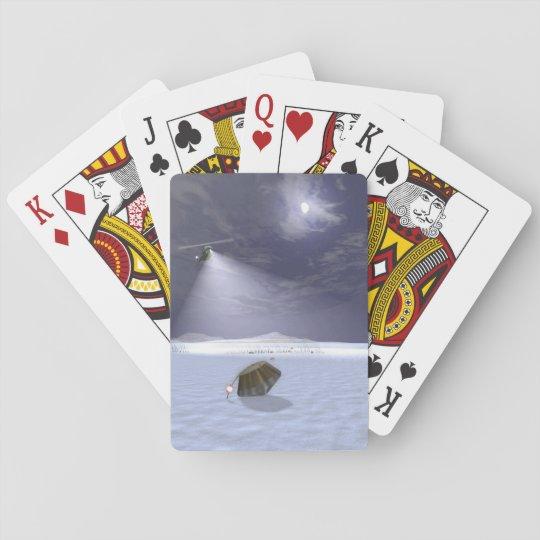 Stardust Returns Poker Deck