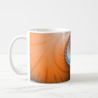Stare Into Infinity Mug