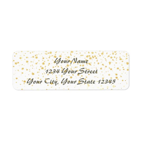 Starfall Address Labels