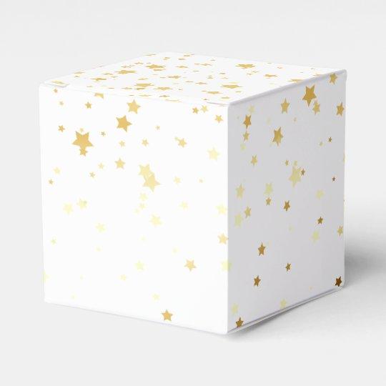 Starfall Treat Box Favor Box
