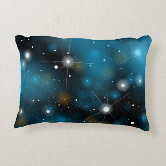 Starfield Accent Pillow