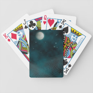 Starfield Bicycle Playing Cards