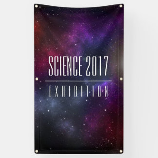 Starfield Science Sci Fi Convention / Exhibition Banner