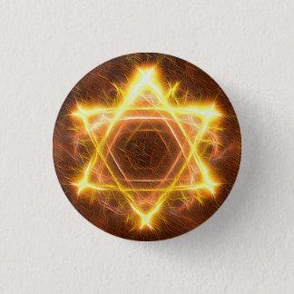 Starfire 1 Inch Round Button