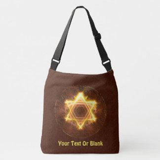Starfire Fractal Crossbody Bag