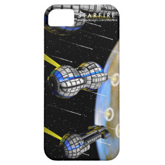 STARFIRE Planetary Bombardment! iPhone 5 Case