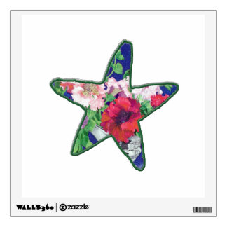 Starfish 1 - Secret Realm Under the Sea Wall Decal