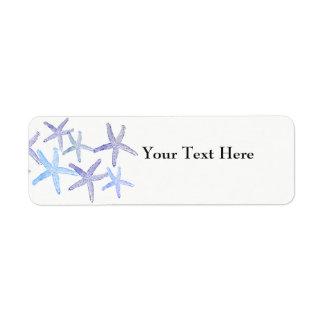 Starfish Address Labels