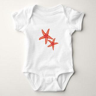 Starfish Baby Bodysuit