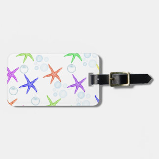 STARFISH BAG TAG