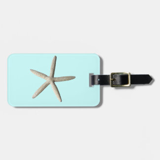 Starfish Beach Bag Tag