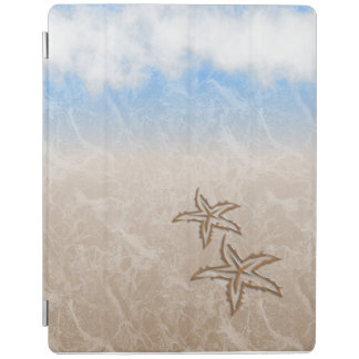 Starfish Beach iPad Cover