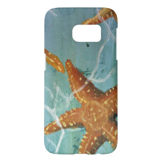 Starfish Beach Tropical Barely There Samsung Case