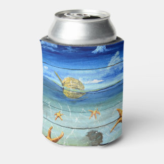 Starfish Beach Tropical Coconut Drink Cooler