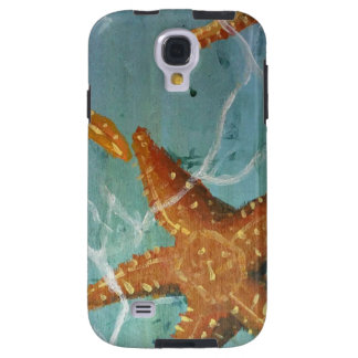 Starfish Beach Tropical Colorful Samsung Case S4